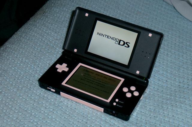 Meh Black/Pink DS