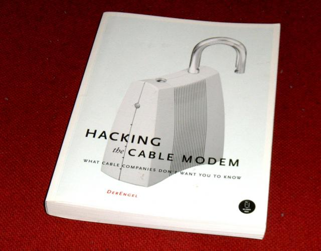 Hacking the Cable Modem - The Book!