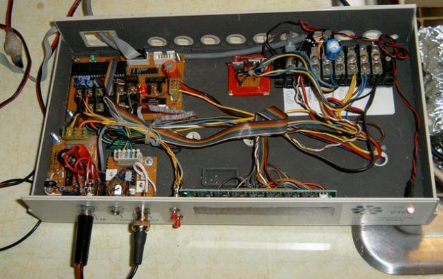 pH/PPM Meter insides 2
