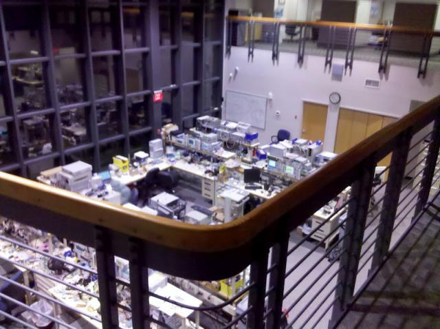 Ampleon (Formally NXP) RF semiconductor applications lab in Rhode Island