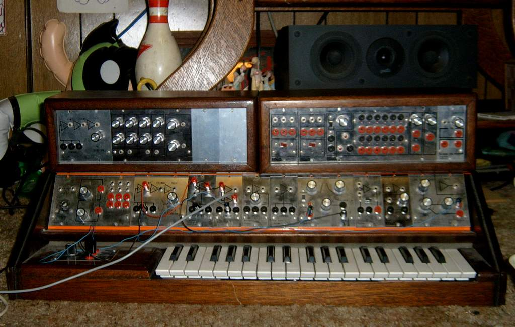 Vintage Paia Synth