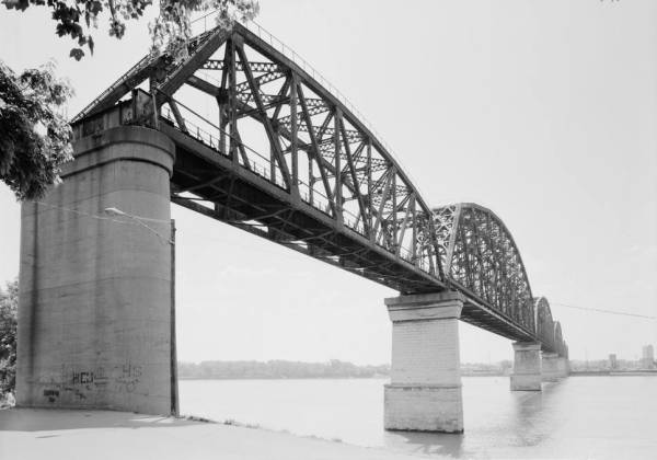 Big 4 bridge again