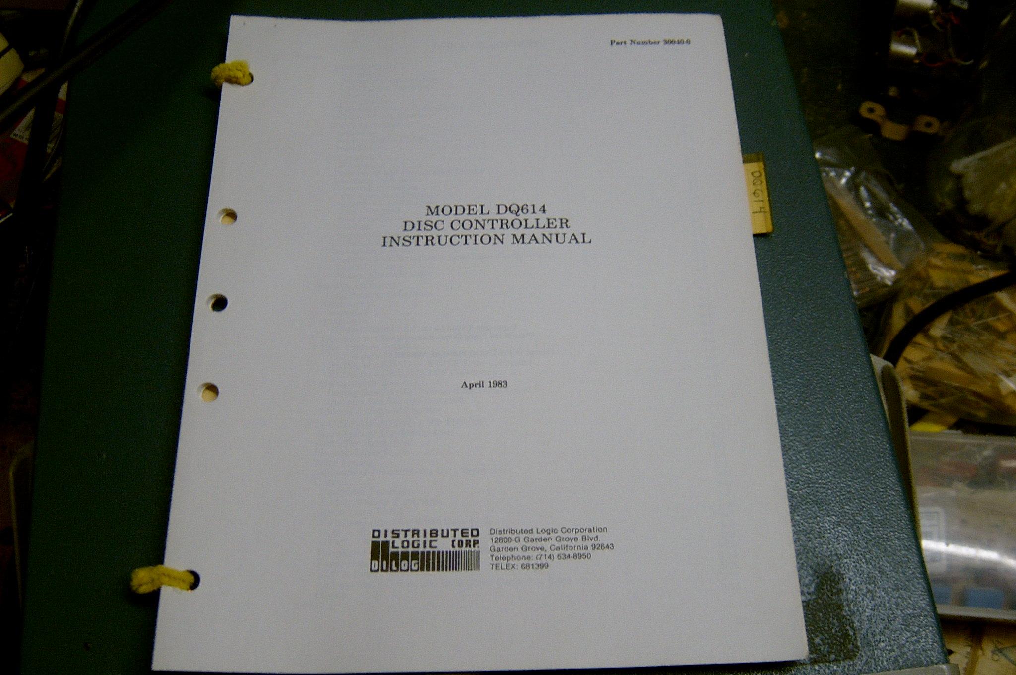 mfm card1 manual