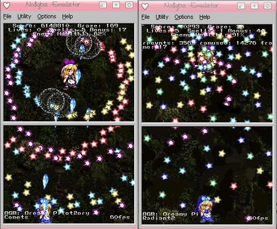 ♥ Touhou DS fan game ♥